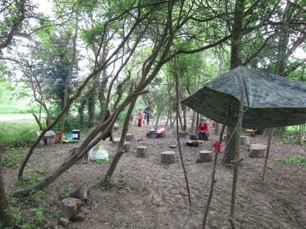 Forest School Area