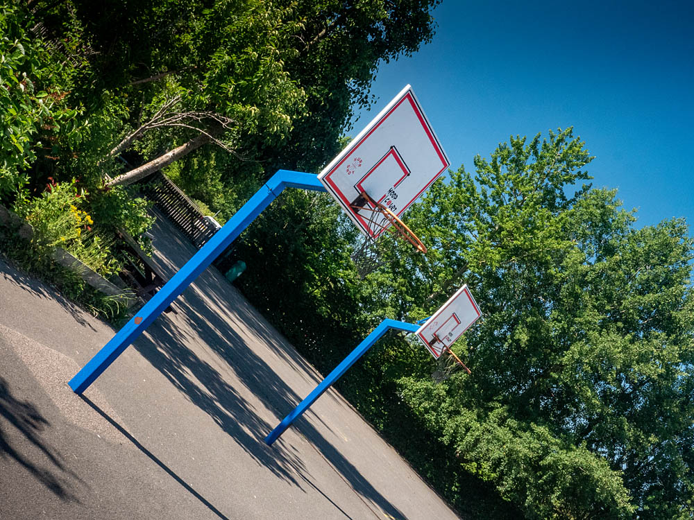 Grovelands School Basketball Nets